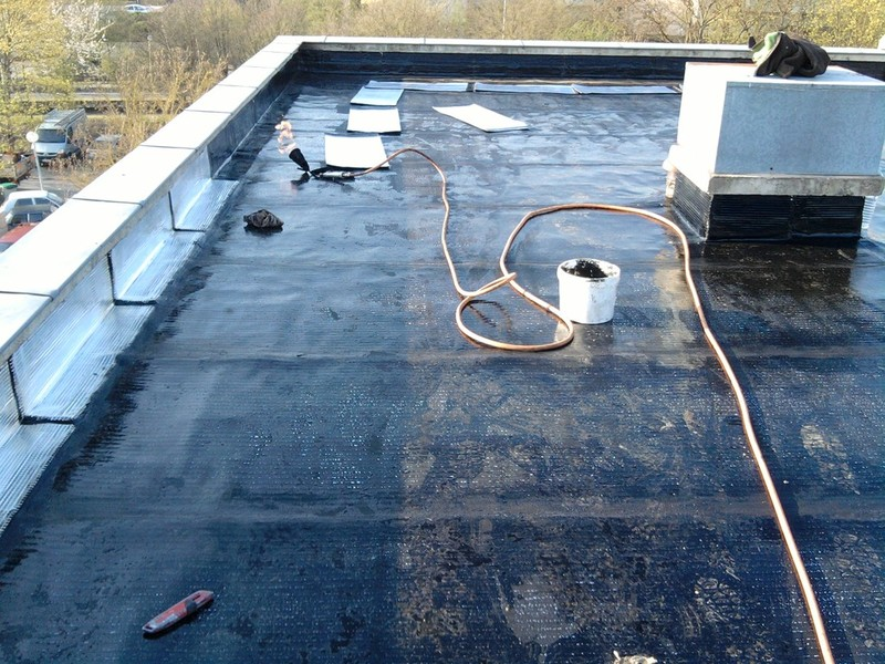 tanch it paxalu rev tements modernes du toit. Black Bedroom Furniture Sets. Home Design Ideas